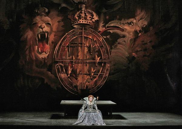 <p>En vivo desde el Met de Nueva York.<strong><em>Maria Stuarda</em></strong></p>