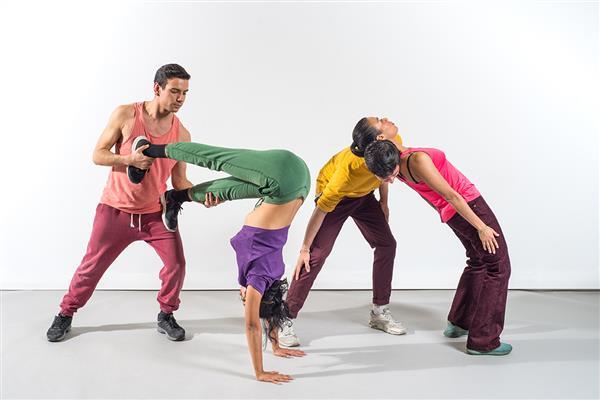 <p>Creación coreográfica experimental seleccionado en la Convocatoria Redes para la Danza</p>