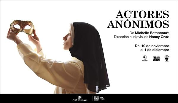 <p>Teatro UNAM. Actores anónimos</p>