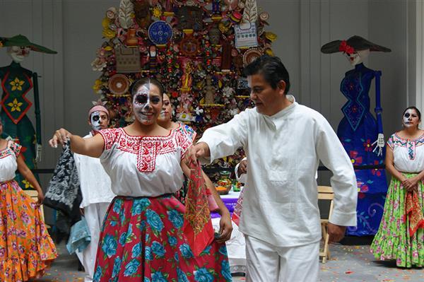 <p>Taller Sones de Artesa de la Costa Chica de Guerrero</p>