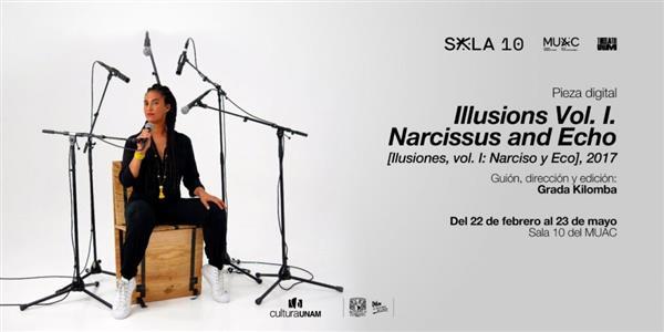 Teatro UNAM  Illusions Vol  I  Narcissus and Echo