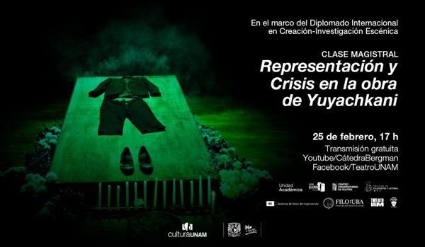 Representación y crisis en la obra de Yuyachkani