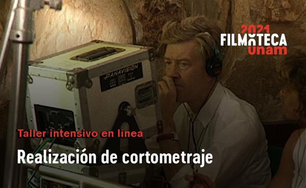 Taller intensivo en línea de realización de cortometraje