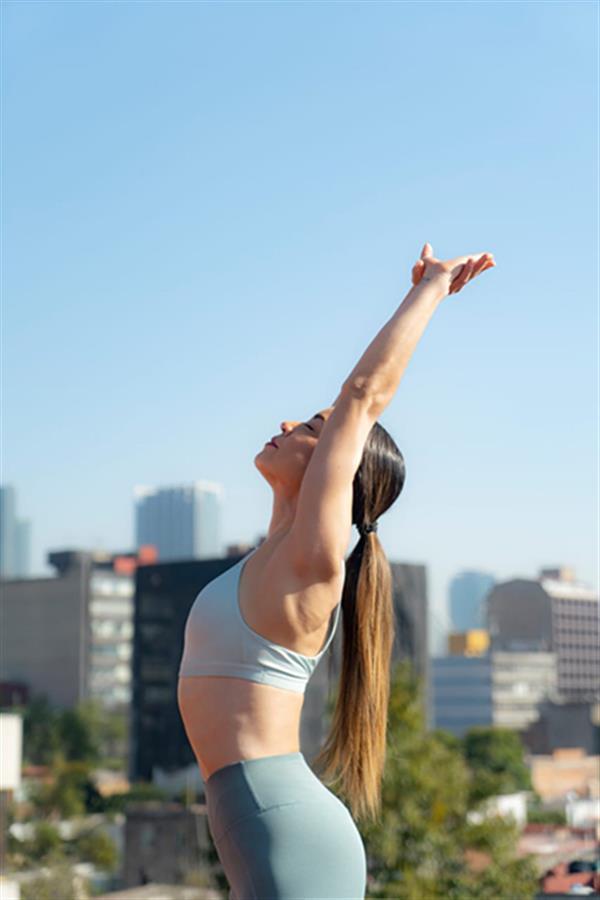 Muévete con Danza UNAM de Talleres Libres y Recreativos