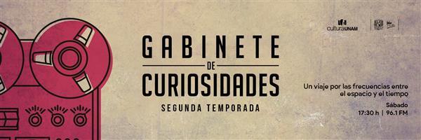 <p><strong>Gabinete de curiosidades (2ª Temporada)</strong></p>