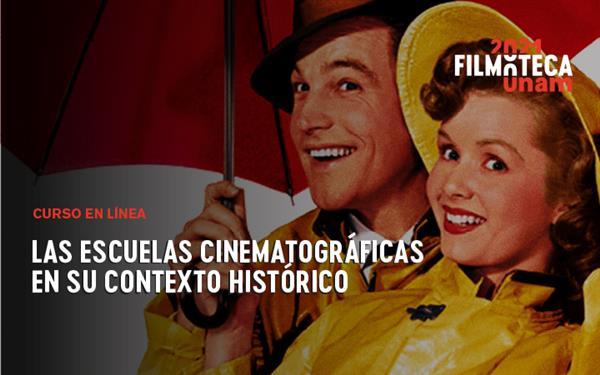 Curso  Las escuelas cinematográficas en su contexto histórico
