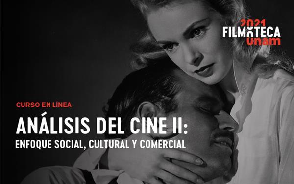 <p>Curso<strong>Análisis del cine II: enfoque social, cultural y comercial</strong></p>