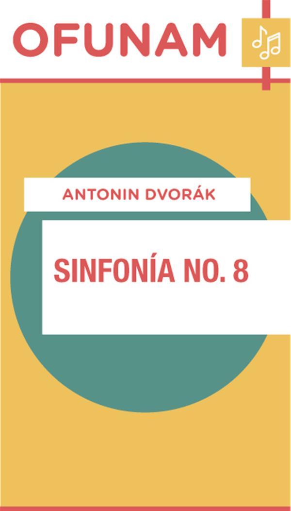 Sinfonía No  8, a cargo de la OFUNAM