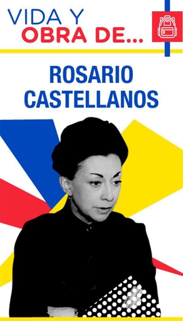 Vida y obra de Rosario Castellanos