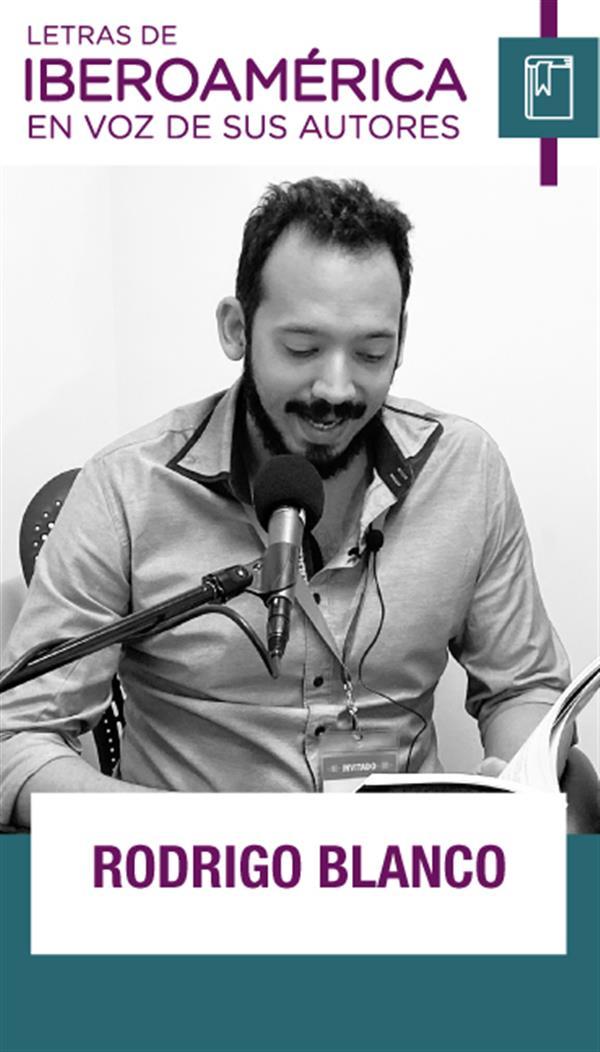 Cuento  Biarritz , en voz de Rodrigo Blanco Calderón