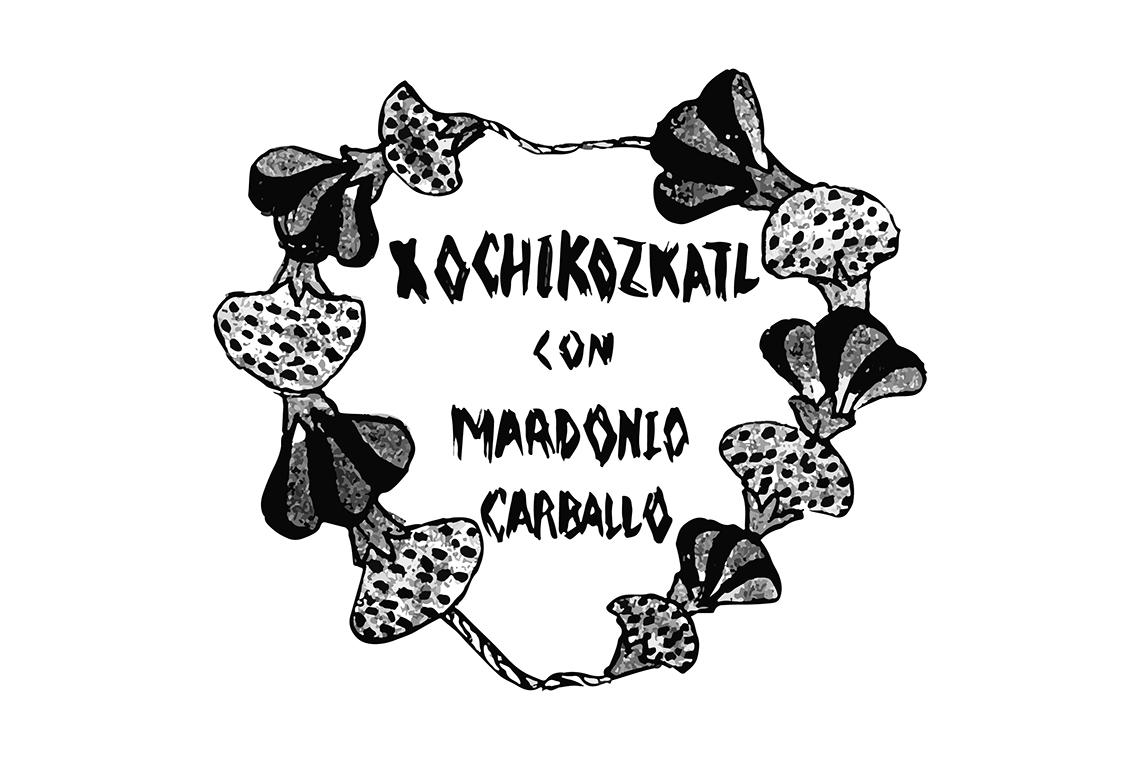 <p><strong><em>Xochikozkatl. Collar de flores</em></strong></p>