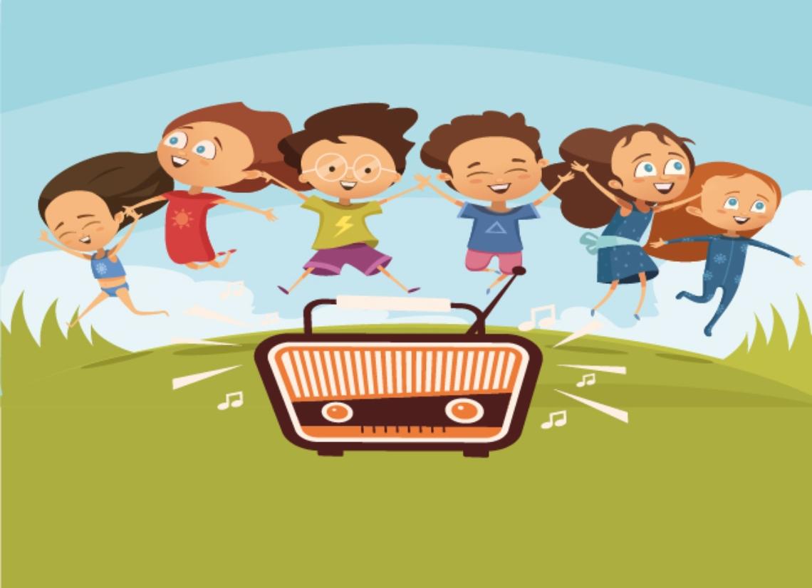 <p><em><strong>Curso de verano para niños en Radio UNAM</strong></em></p>