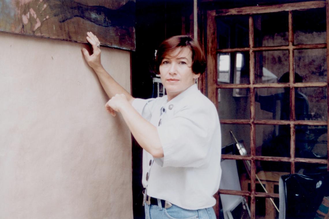 <p>Virginia Pérez-Ratton.<em>Centroamérica: deseo de lugar</em></p>
