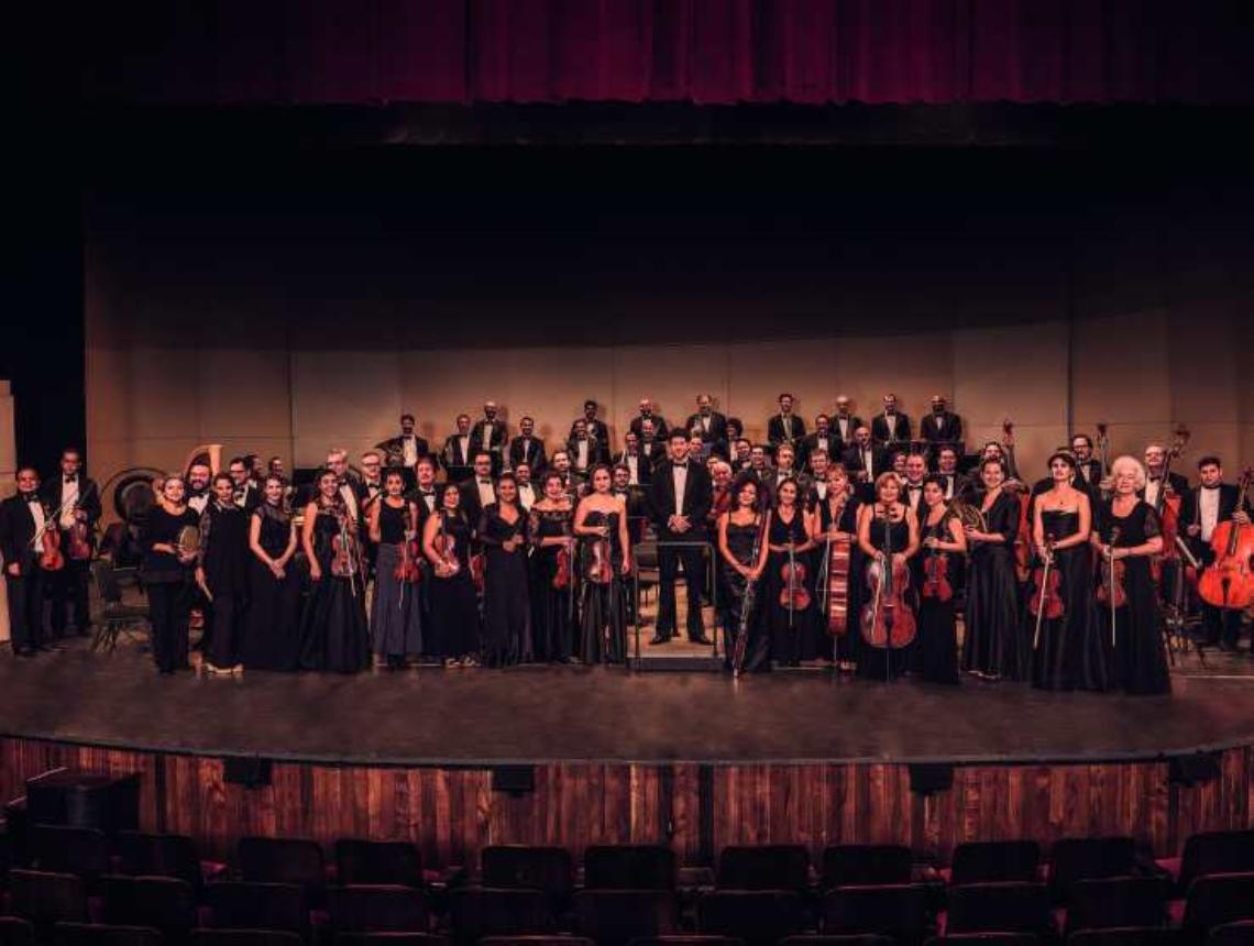 <p>Orquesta Sinfónica de Yucatán</p>