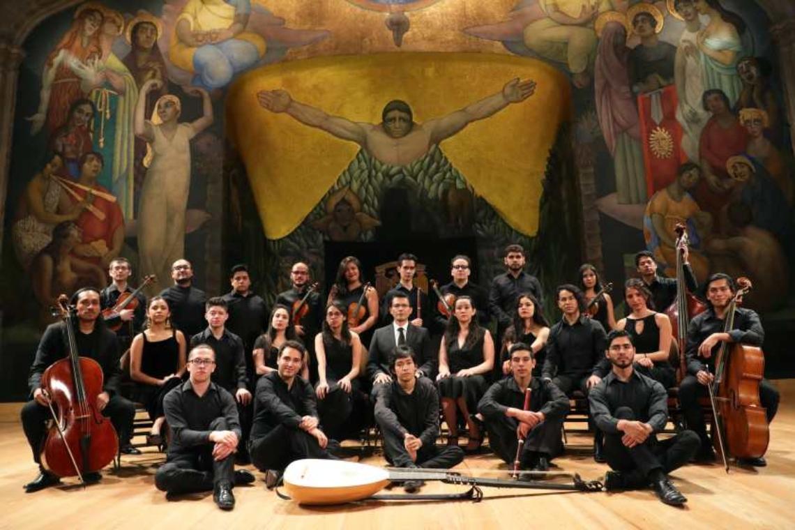 <p>AMA-UNAM Segunda Temporada de Conciertos</p> <p>Programa 4</p>