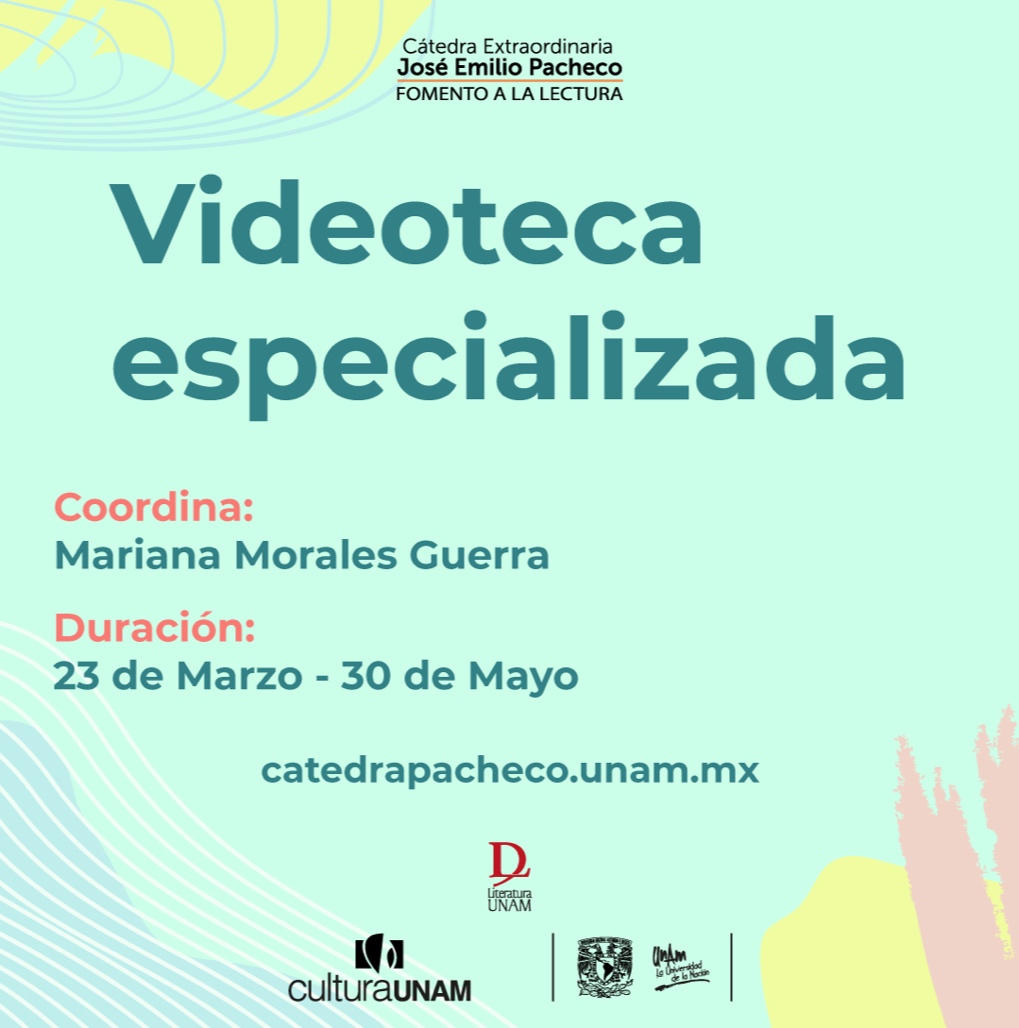 <p>Videoteca especializada</p>
