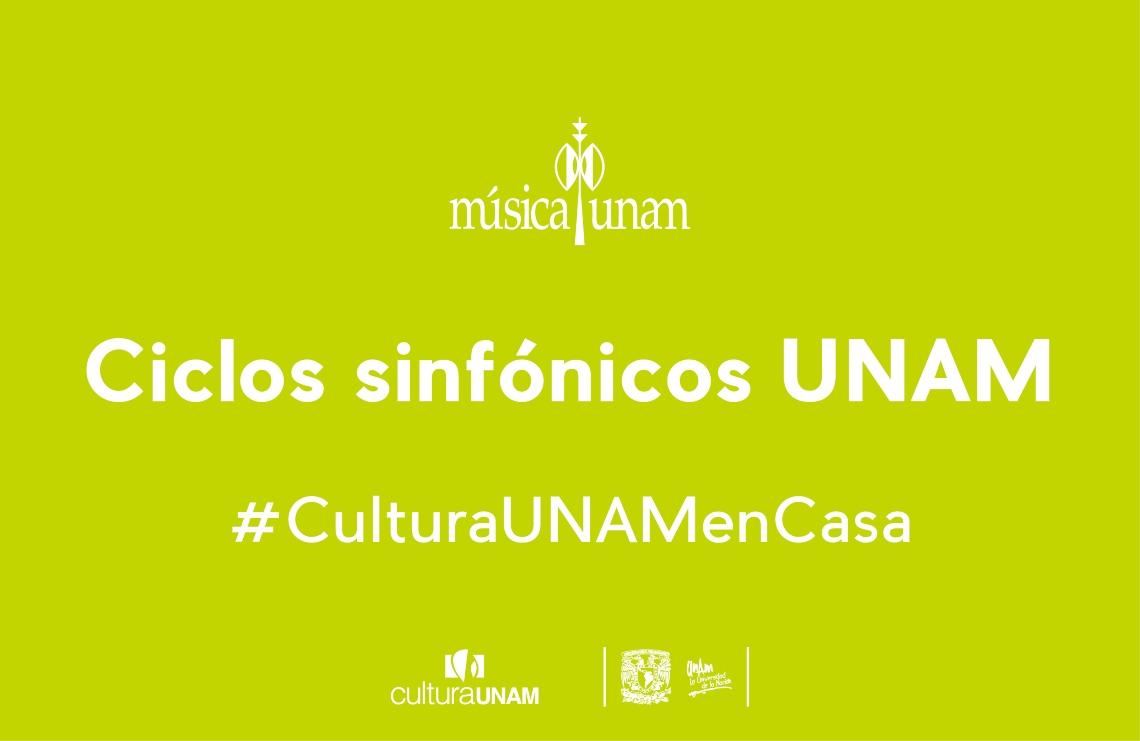 <p>Ciclos sinfónicos UNAM</p>