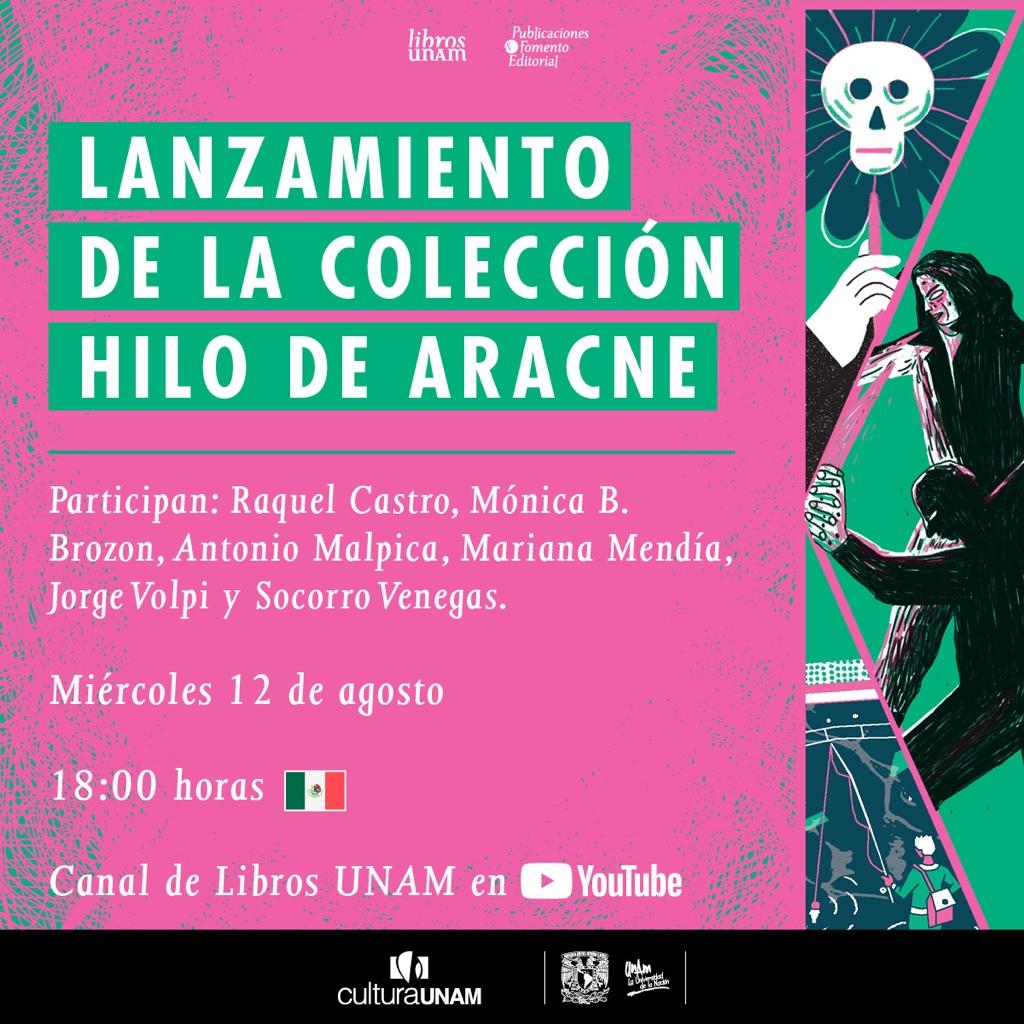 <p>Colección Hilo de Aracne</p>